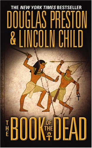 Image result for the book of the dead by douglas preston and lincoln child